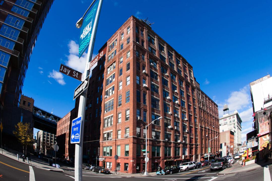 68 Jay Street, Street View