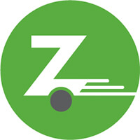 ZipCars Logo