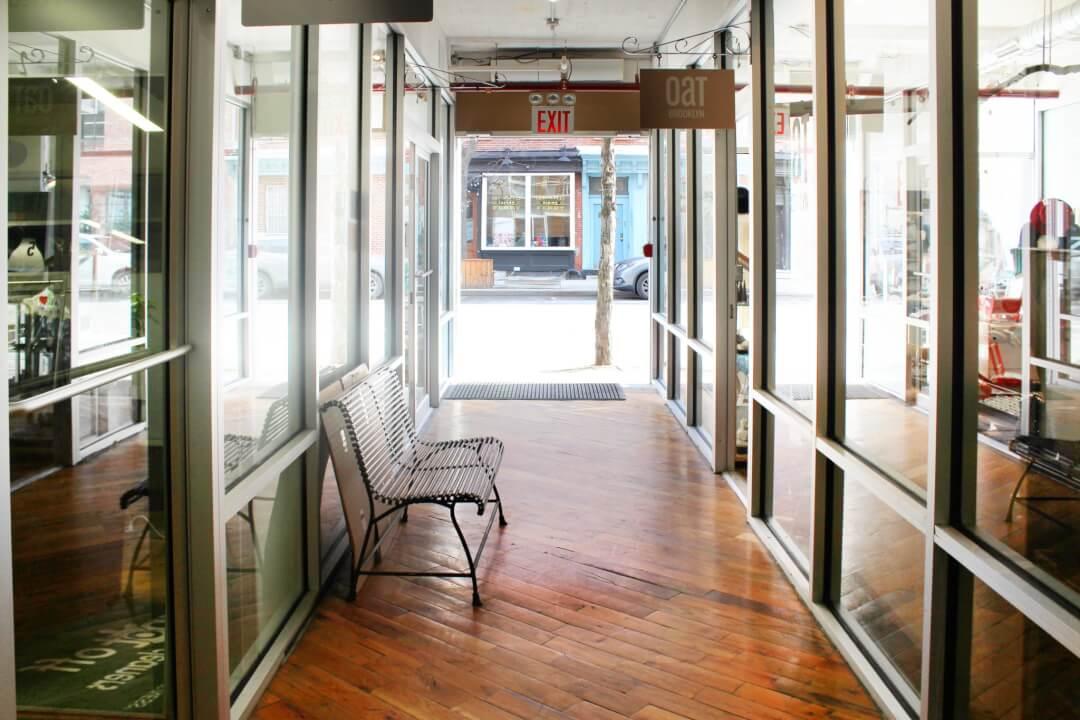 Shops Hallway