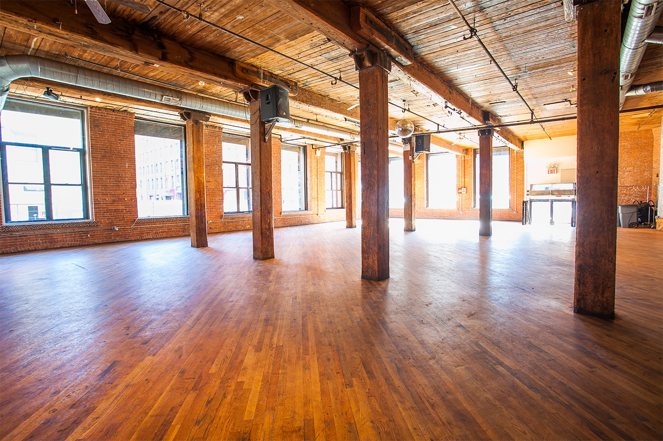 The DUMBO Loft Raw