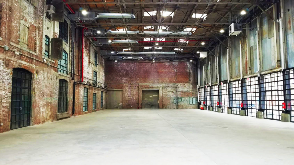 Greenpoint Terminal Warehouse Raw