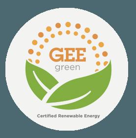 GEE Green Certificate