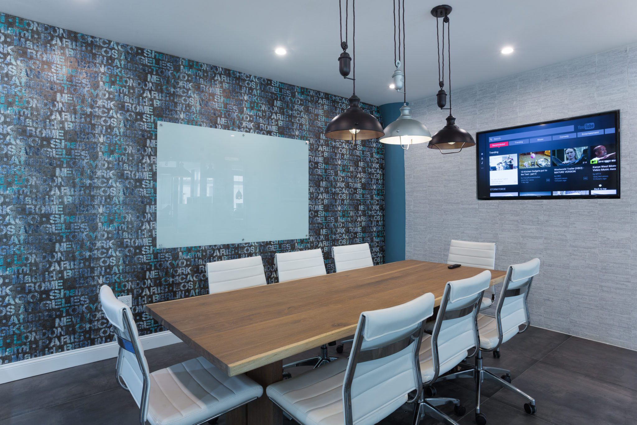 Conference Rooms — GreenDesk